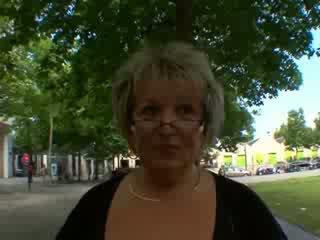 Carole フランス語 成熟した アナル ファック