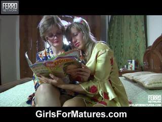 Leonora und nora reif lezbo mov