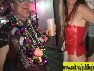 Public Drunk Horny Party scenes in Key West Video