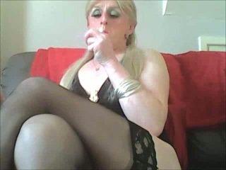 crossdresser, sex, new solo fun