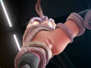een tentacles tube, kwaliteit meisje, kwaliteit hentai