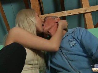 Isin old guy seduced by pirang rumaja