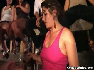 Crazy College Sex Party