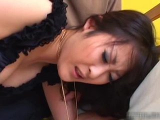 Sexy Asian Babe In Fucking And Engulfing
