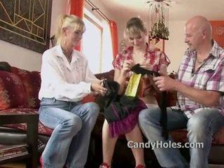 plezier echtgenoot scène, heet wild gepost, controleren af gepost