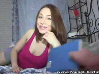 online boren teen pussy, een orale seks video-, een sucking cock vid