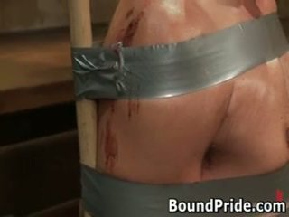 Brenn এবং emanuel having বিচিত্র homo slavery পর্ণ 23 দ্বারা boundpride