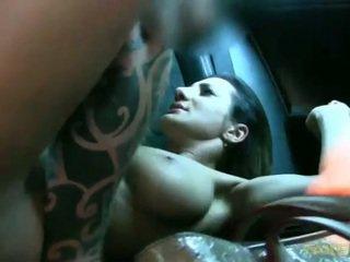 orale seks film, plezier cock sucking, echt publiek