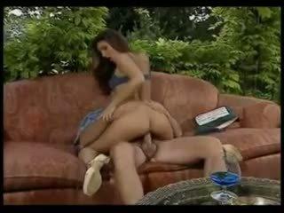 Karen Lancaume anal fuck Video
