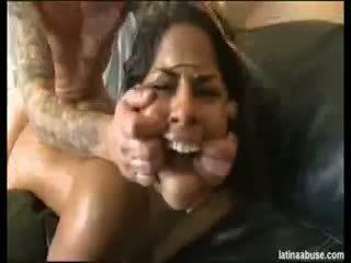 zien brunette seks, zien pijpbeurt, u latijn klem