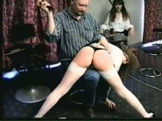 vers caning, mooi spanking actie, otk vid