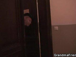Failed robbery leads til trekant med eldre dame
