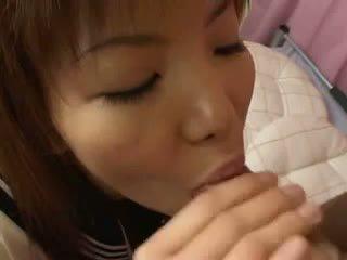 nieuw pijpen, japanse gepost, zien tieners neuken