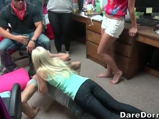 California college girls partying