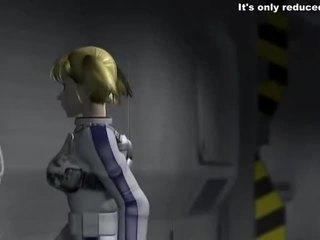 مزيج من مزيج أشرطة الفيديو بواسطة 3d هنتاي فيديو