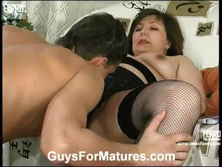 brunette video-, mooi hardcore sex, hard fuck thumbnail