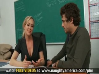 Trainee y instructor xander corvus, brandi amor