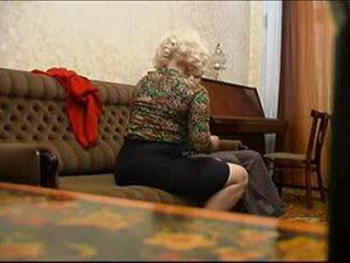 beste milfs scène, u oude + young film, russisch film