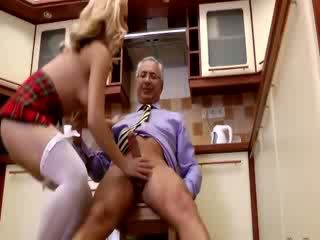 porno gepost, alle student, kijken aanbiddelijk