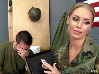 military more, gyzykly nicole aniston