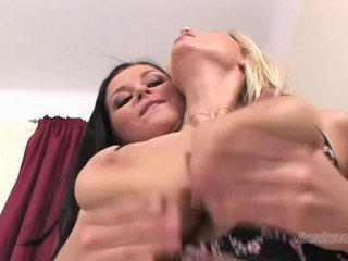 brunette video, blondes channel, pussy licking porno