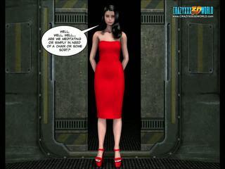 kijken cartoons, mooi 3d comics video-