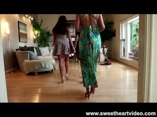 you girl-on-girl real, see female-friendly watch, interracial more