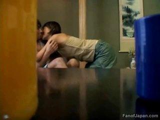 japanse, kut likken neuken, heet lesbo