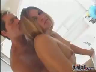 nuevo anal ideal, rubia, ver amateur