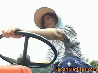 Chisato shouda asijské zralý kuřátko gets part6