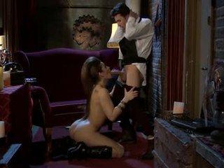 brunette mov, kwaliteit orale seks, vol vaginale sex film