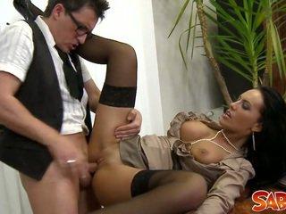 controleren brunette tube, meest schattig porno, neuken mov