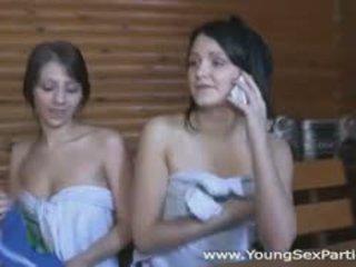 plezier brunette kanaal, beste groepsseks kanaal, kijken kindje klem