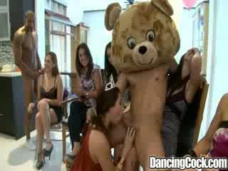 Dancingcock resnas dzimumloceklis minēts ballīte