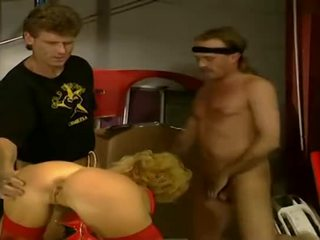 Dolly Buster Fucked By Two Strangers