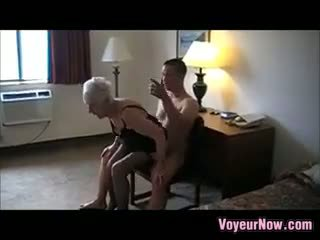 Grandma Fucked By Young Cock