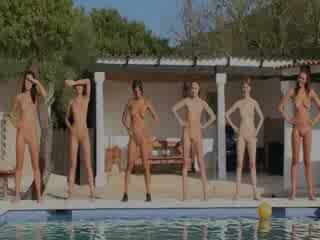 nice girls, naked, lesbo