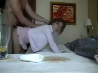 Amateur MILF Hotel Fuck