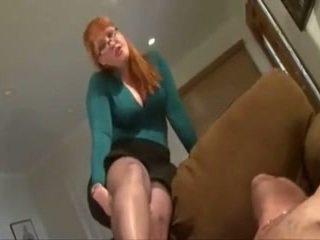 zien gezicht zitten, vers voet fetish, plezier femdom