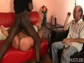 brunette channel, fresh reality video, see interracial