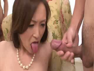 japanese, cum in mouth, gave head, throatfucked