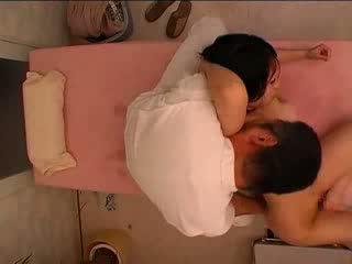 Japonská masáž část 2 video