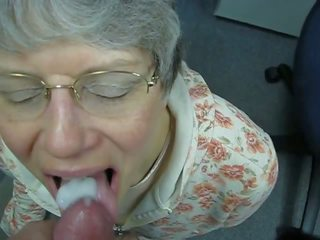 Oma liebt warmes sperma im mund, gratis porno c7