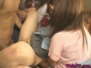 Super geil japans babes in extreem