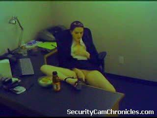 Exposed drošība kamera sekss porno