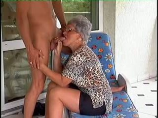 grannies, matures, old+young
