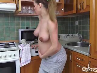 Slammed por painful contractions 40 semana, porno 6a