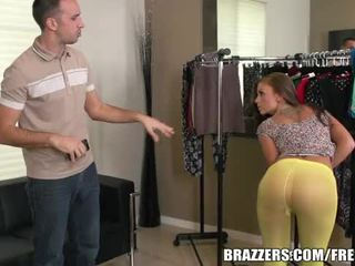 Brazzers - whitney гледам голям в tights