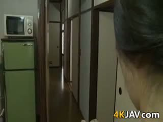 Velmi nadržený japonská manželka