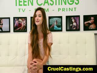 Alex mae tryout bdsm casting